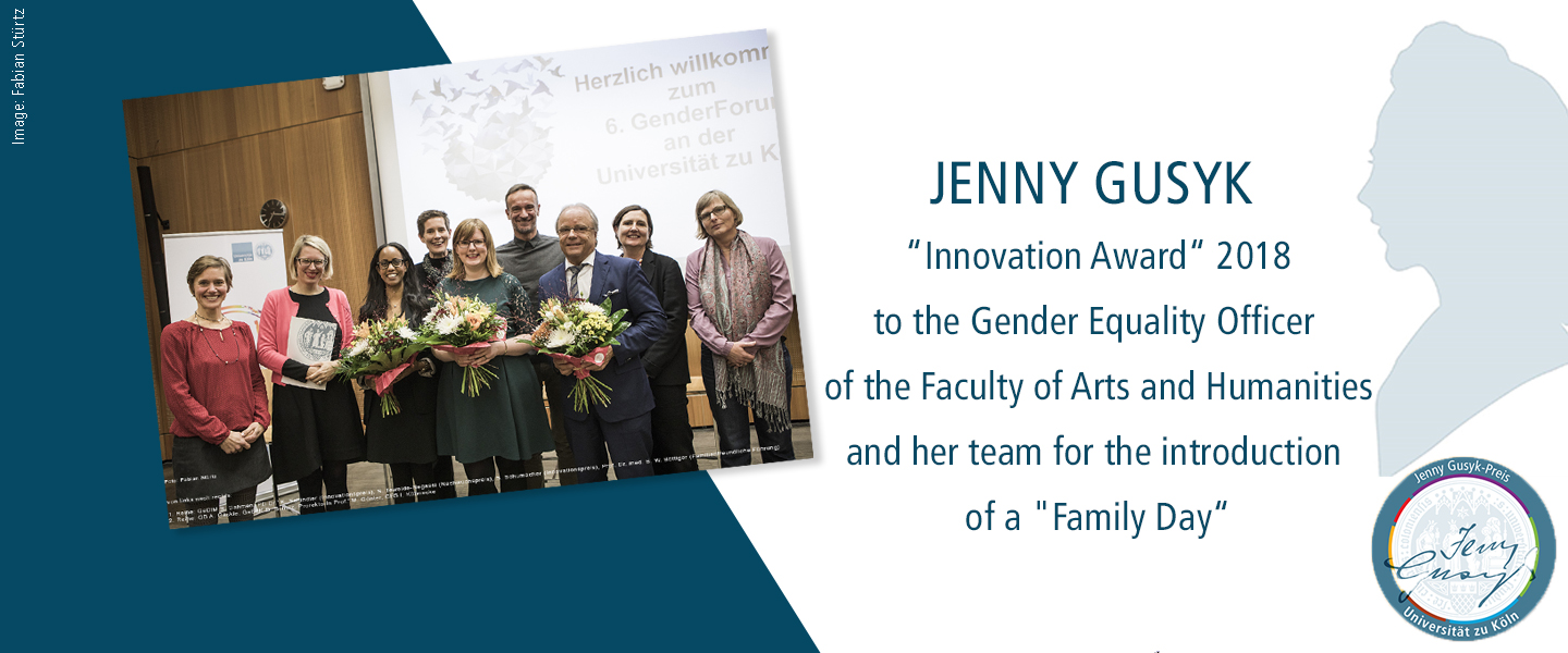 "Jenny Gusyk ""Innovation Award"""